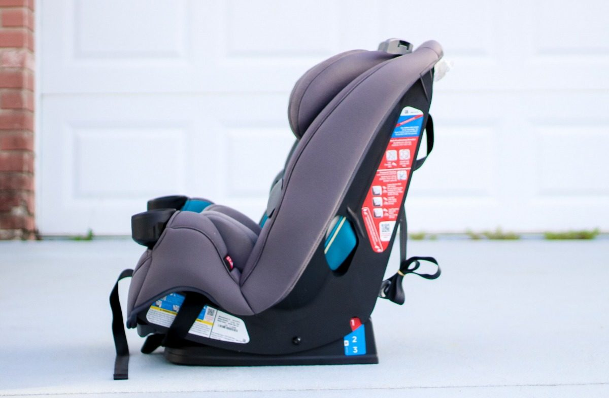 Daily Mom Parent Portal Rear Facing Convertible Car seat
