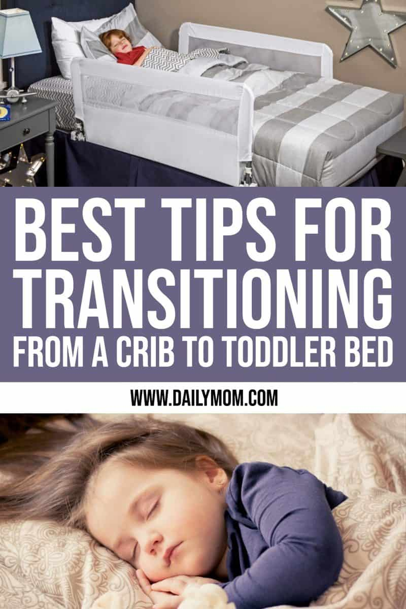 daily mom parent portal Crib To Toddler Bed