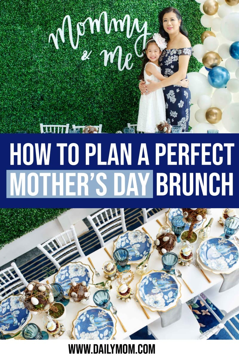 How To Plan A Photo Perfect Mother's Day Brunch