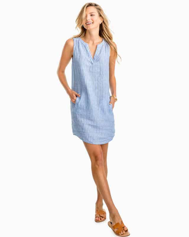 Our Favourite Linen Dresses For Summer