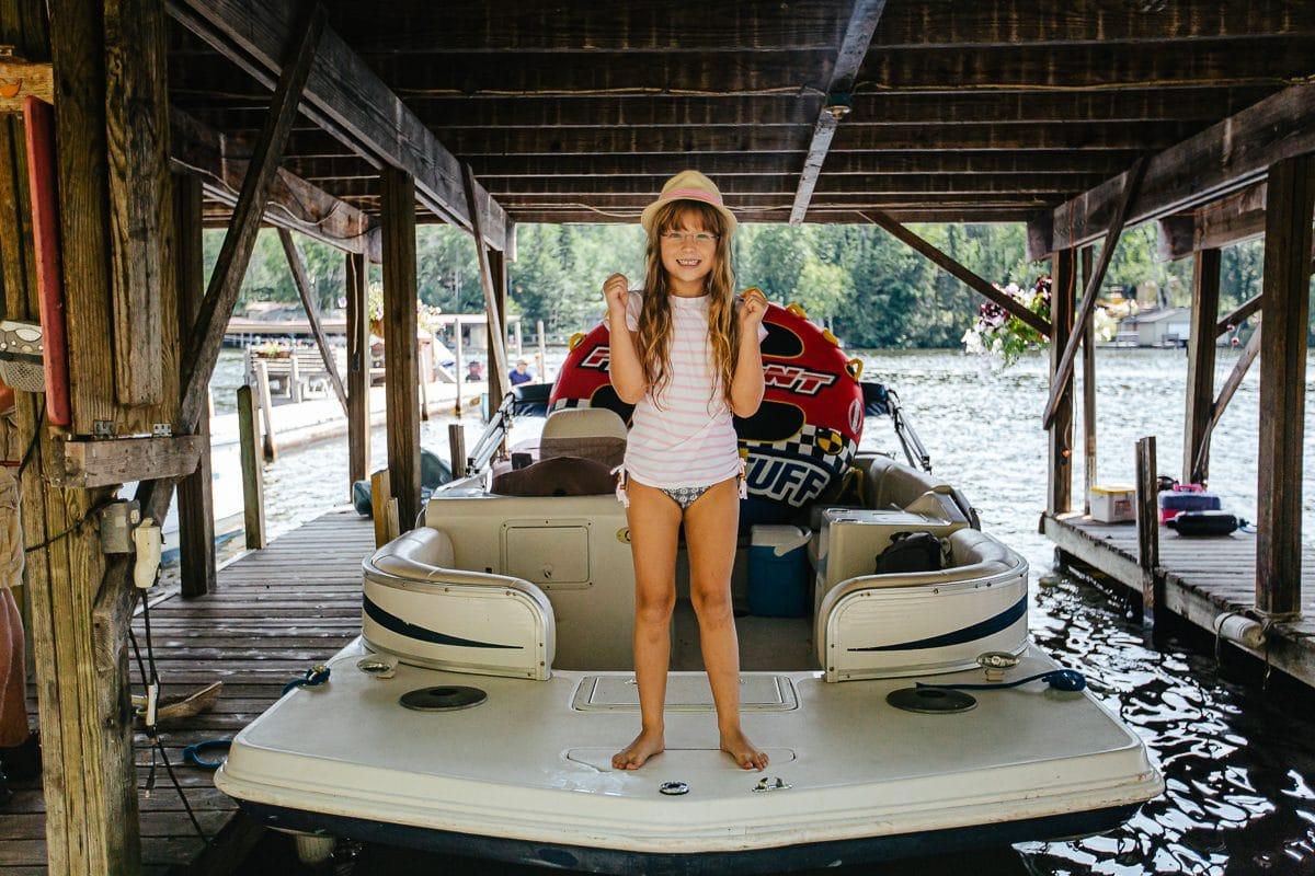 A Summer Escape: Ludlow's Island Resort