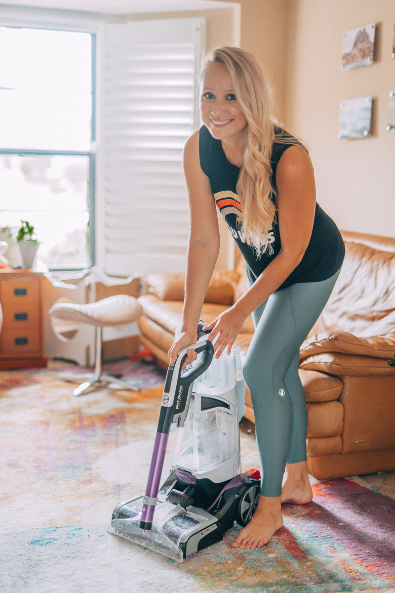 Get A Hoover Smartwash Pet Complete Carpet Cleaner!