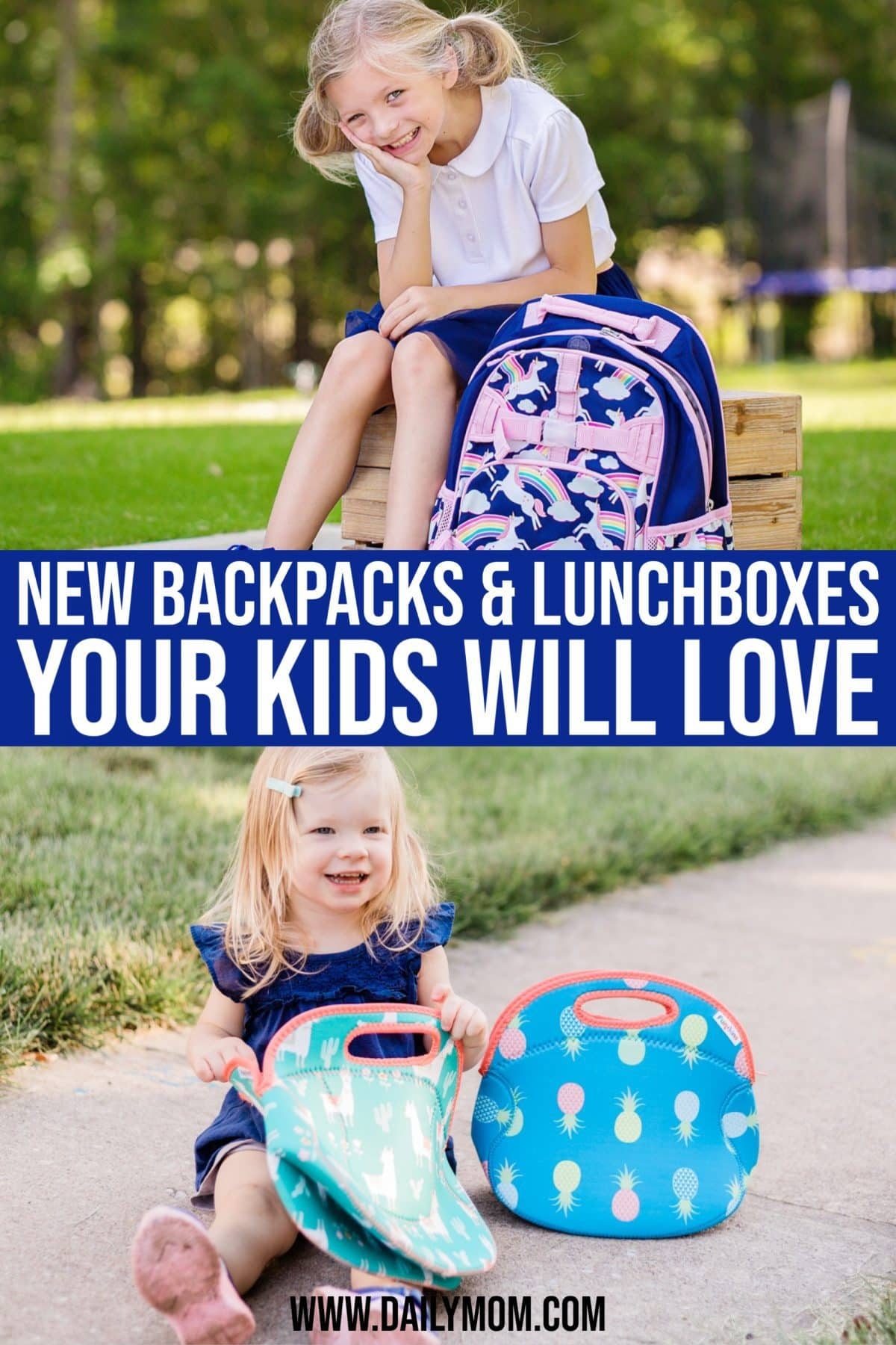 15 Backpacks And Lunchboxes You'll Love This School Year