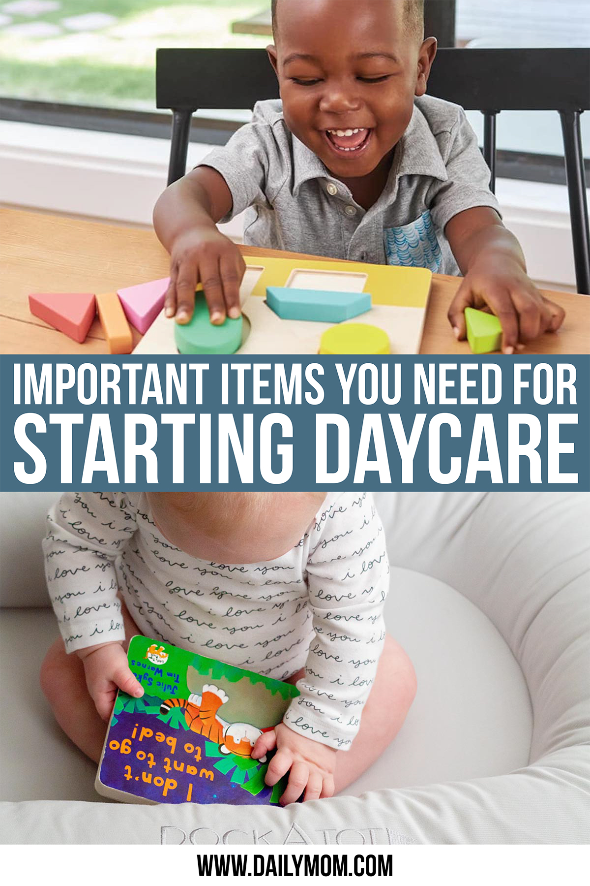 Starting Daycare: 18 Important Items You Need!