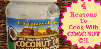 4 Reasons Why You Should Be Cooking With Coconut Oil