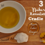 3 Natural Remedies For Cradle Cap