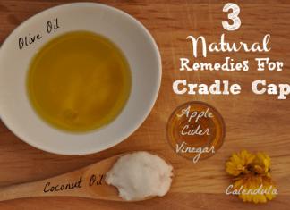 3 Natural Remedies For Cradle Cap