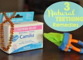 3 Natural Teething Remedies