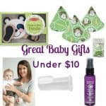10 Great Baby Gifts Under $10