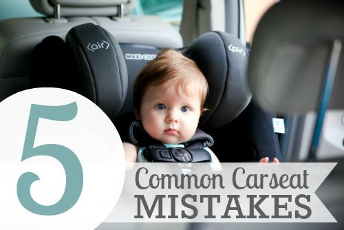 5 Common Car Seat Mistakes 1 Daily Mom Parents Portal