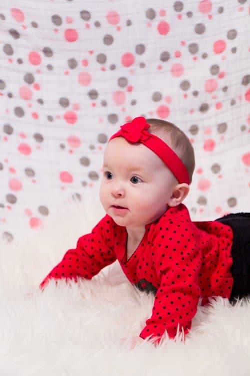Easy DIY Baby Photo Setup 5 Daily Mom Parents Portal