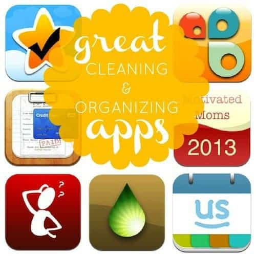 7 Great Cleaning And Organizing Apps