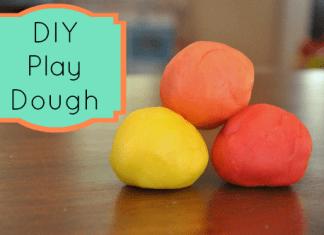 Diy Play Dough