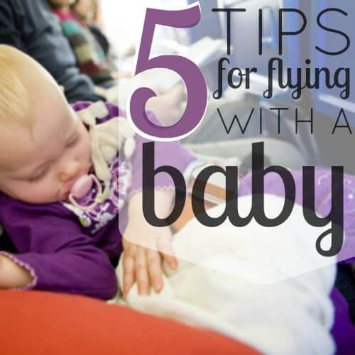 5 Tips For Flying With A Baby 1 Daily Mom Parents Portal