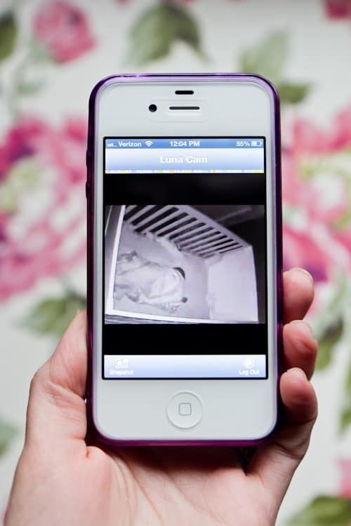 Baby Monitor Guide: Peek Plus 3 Daily Mom Parents Portal