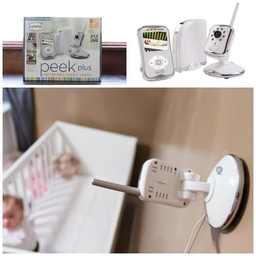 Baby Monitor Guide: Peek Plus 2 Daily Mom Parents Portal