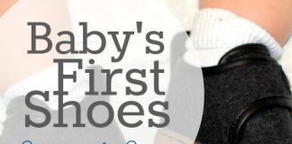 Baby's First Shoes: Livie And Luca