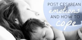 Post-cesarean Emotions & How To Cope