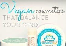 Vegan Cosmetics That Balance Your Mind: Hellomellow