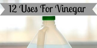 12 Uses For Vinegar