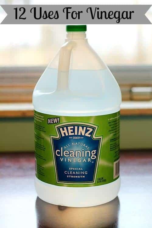 12 Uses For Vinegar