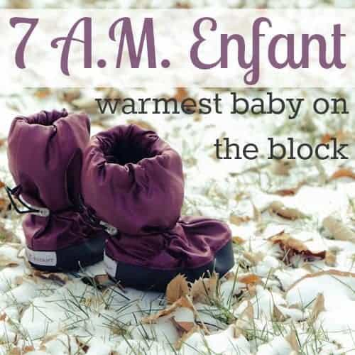 7 A.m. Enfant Keeps Your Baby Warm