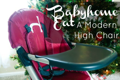 Babyhome Eat: A Modern Highchair 1 Daily Mom Parents Portal