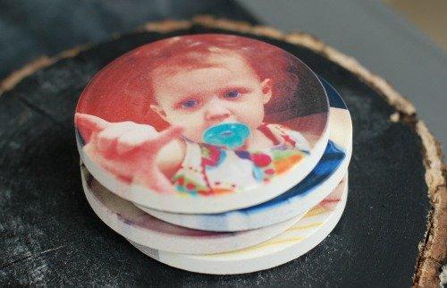 Coastermatic: Instagram Coasters 4 Daily Mom Parents Portal