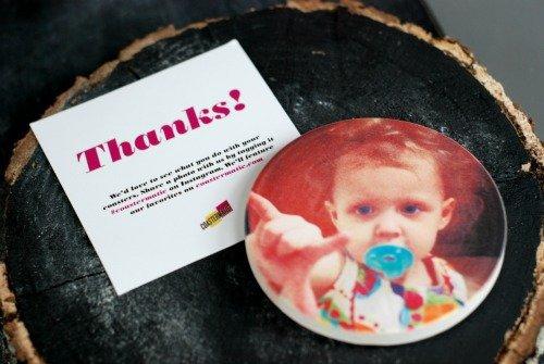 Coastermatic: Instagram Coasters 6 Daily Mom Parents Portal
