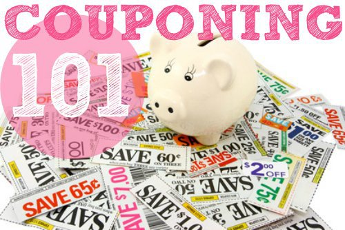 Couponing 101 1 Daily Mom Parents Portal