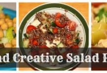 Easy And Creative Salad Recipes