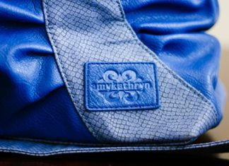 Non-toxic Diaper Bag: Amykathryn