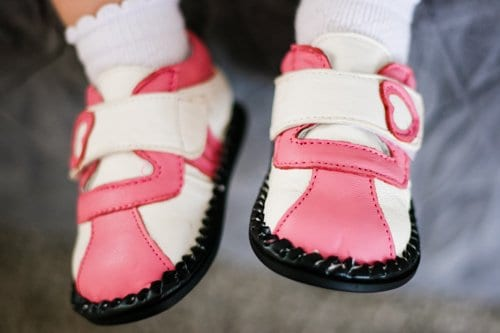 Baby's First Shoes: Pletuko 2 Daily Mom Parents Portal