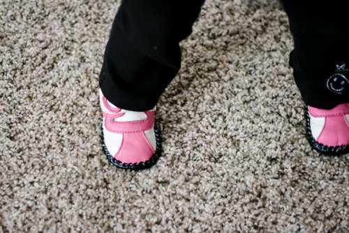 Baby's First Shoes: Pletuko 4 Daily Mom Parents Portal