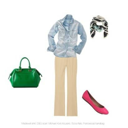 How to Wear: Chambray 3 Daily Mom Parents Portal