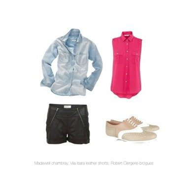 How to Wear: Chambray 5 Daily Mom Parents Portal