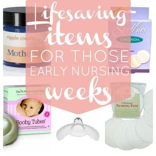 Lifesaving Items for Nursing Moms 1 Daily Mom Parents Portal