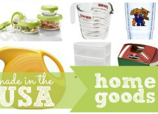 Made In The Usa: Home Goods