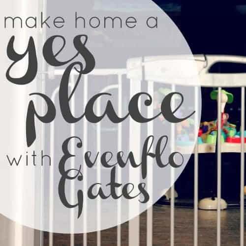 "Make Home A ""Yes"" Place With Evenflo Gates 1 Daily Mom Parents Portal"