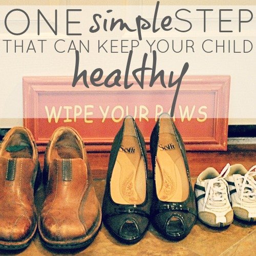 One Simple Step That Can Keep Your Child Healthy