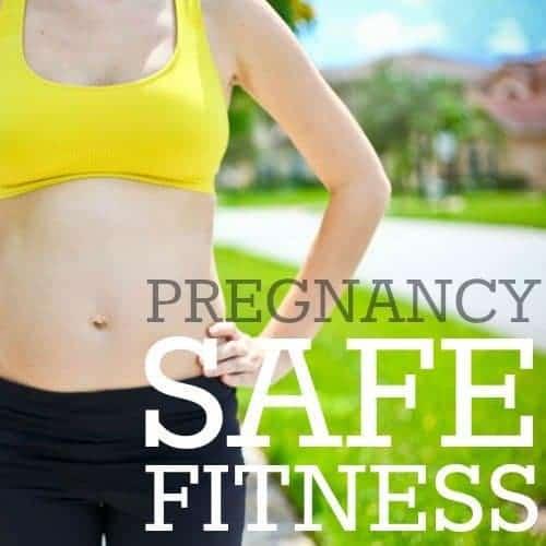 Pregnancy-safe Fitness