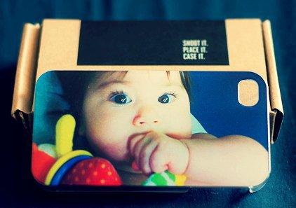 Casetagram: Photo Cell Phone Case 2 Daily Mom Parents Portal