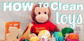 How To Clean Toys