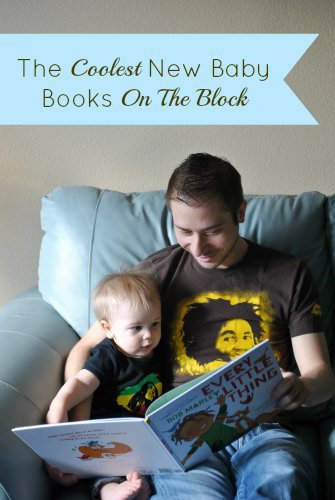 The Coolest New Baby Books