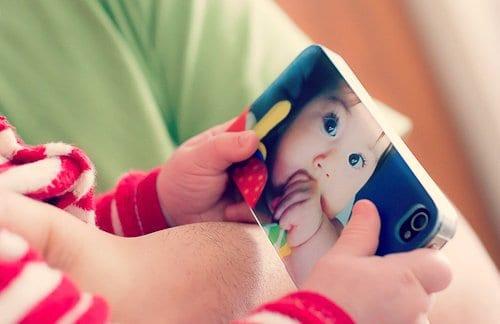 Casetagram: Photo Cell Phone Case 4 Daily Mom Parents Portal
