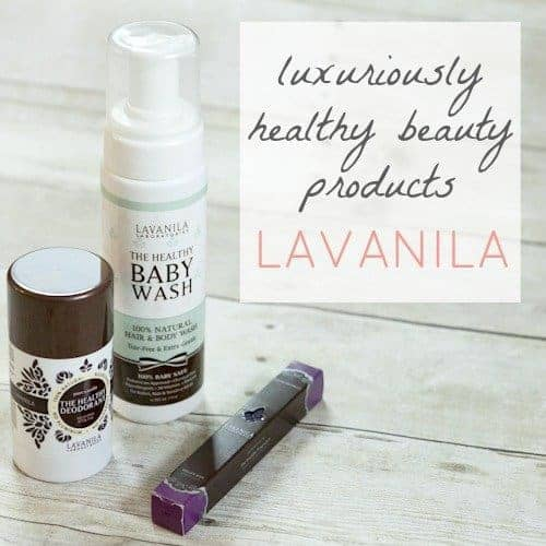 Luxuriously Healthy Beauty Products