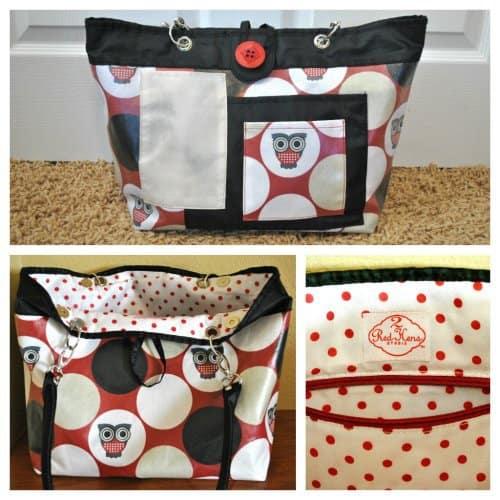 Non-Toxic Diaper Bags: 2 Red Hens Studio 2 Daily Mom Parents Portal