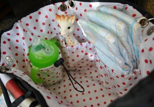 Non-Toxic Diaper Bags: 2 Red Hens Studio 4 Daily Mom Parents Portal