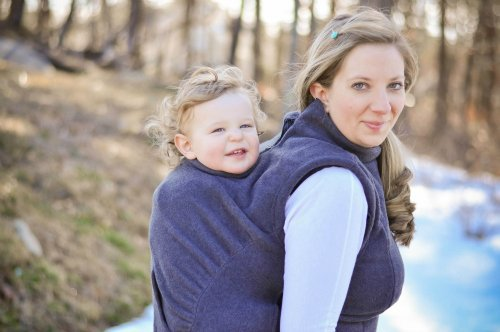Stay Cozy This Winter While Babywearing With The Boba Vest 2 Daily Mom Parents Portal