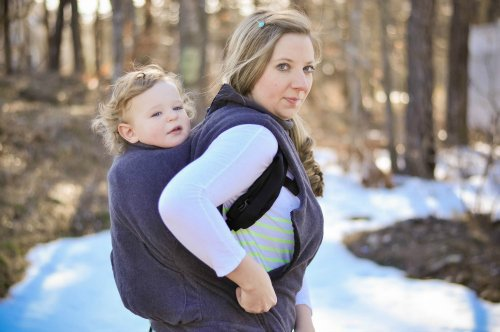 Stay Cozy This Winter While Babywearing With The Boba Vest 3 Daily Mom Parents Portal